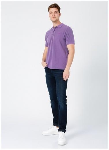 Levi's® Levis Erkek Mor Kısa Kollu Polo T-Shirt Mor